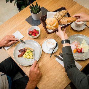 Hotel Sonnenhof in Maria Alm - Frühstück & Restaurant