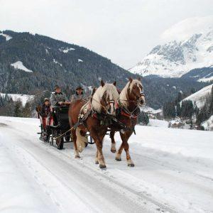 Hotel Sonnenhof in Maria Alm - Winterurlaub