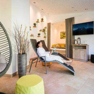Hotel Sonnenhof in Maria Alm - Wellness